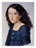 Felix Mendelssohn Giclee Print by Karl Joseph Begas