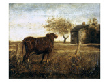 Ryder: The Pasture, c1875 Giclee Print by Albert Pinkham Ryder