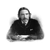 Robert Louis Stevenson Giclee Print by Samuel Hollyer