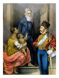 John Brown (1800-1859) Giclee Print by  Currier & Ives