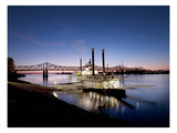 Mississippi River, 2008 Print by Carol Highsmith
