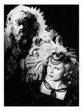 Beauty and the Beast, 1946 Giclee Print by Jean Cocteau