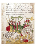 Battle of Kulikovo, 1380 Giclee Print
