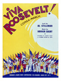 Sheet Music Cover, 1942 Giclee Print
