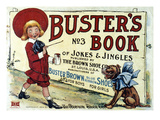 Buster Brown Book, 1905 Giclee Print