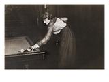 Billiard Champion, 1917 Posters