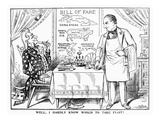 Imperialism Cartoon, c1900 Prints