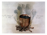 White: Native American Pot, c1585 Prints by John White