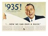 Ads: Buick, 1932 Premium Giclee Print