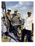 Ernest Hemingway Premium Giclee Print