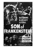 Son of Frankenstein, 1939 Giclee Print