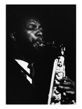 Ornette Coleman (1930-) Giclee Print by Bob Parent