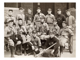 Baseball: West Point, 1896 Giclee Print
