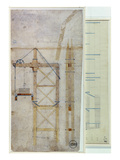 Brooklyn Bridge: Diagram Prints