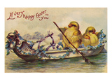 American Easter Card Posters