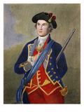 George Washington Giclee Print by Anson Dickinson