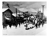 Klondike Street Scene Prints