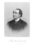 John Alexander MacDonald Prints by Samuel Hollyer