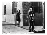 Chaplin: Modern Times, 1936 Giclee Print by Daniel R. Fitzpatrick