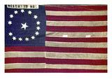 Texas Flag, 19th Century Prints