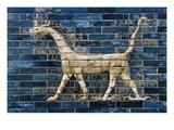 Babylon: Ishtar Gate 600 BC Giclee Print