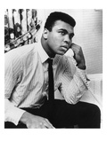 Muhammad Ali (1942-) Giclee Print