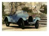 Auto: Bugatti Type, 1925 Posters