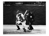 Hank Aaron (1934-) Giclee Print
