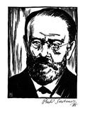 Bedrich Smetana (1824-1884) Giclee Print by Samuel Nisenson