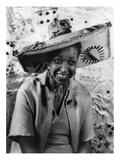 Ethel Waters (1896-1977) Giclée-Druck von Carl Van Vechten