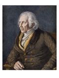 Carl F Zelter (1758-1832) Poster