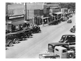 Alabama: Town, c1935 Prints by Walker Evans
