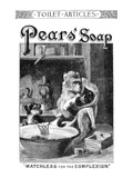Pears' Soap Ad, 1888 Art