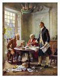 Declaration Committee Poster