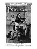 Pears&#39; Soap Ad, 1888 Giclee Print