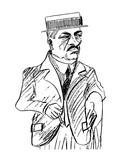 Umberto Giordano Giclee Print by Enrico Caruso