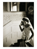 Jacqueline Kennedy Giclee Print by Toni Frissell