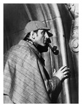Sherlock Holmes Giclee Print