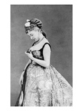 Cora Pearl (c1835-1886) Giclee Print