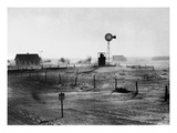 Dust Bowl, 1939 Premium Giclee Print by B.C. McLean