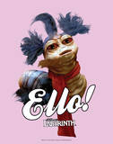 Labyrinth-Ello! Affiches par Jim Henson