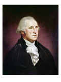 George Washington Posters by Charles Willson Peale