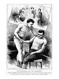 Corbett and Sullivan, 1892 Posters