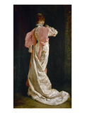 Sarah Bernhardt (1844-1923) Giclee Print by Georges Clairin