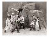 Robinson Crusoe, 1922 Giclee Print