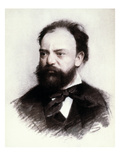 Antonin Dvorak (1841-1904) Poster