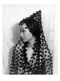 Anna May Wong (1907-1961) Giclee Print by Carl Van Vechten