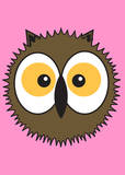 Tawny Owl Art
