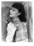 Anna May Wong (1907-1961) Giclée-Druck von Carl Van Vechten