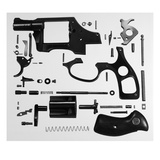 Charter Arms Revolver Giclee Print